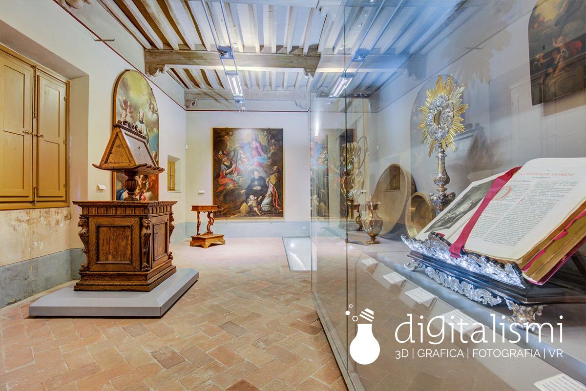 Foto di interni musei