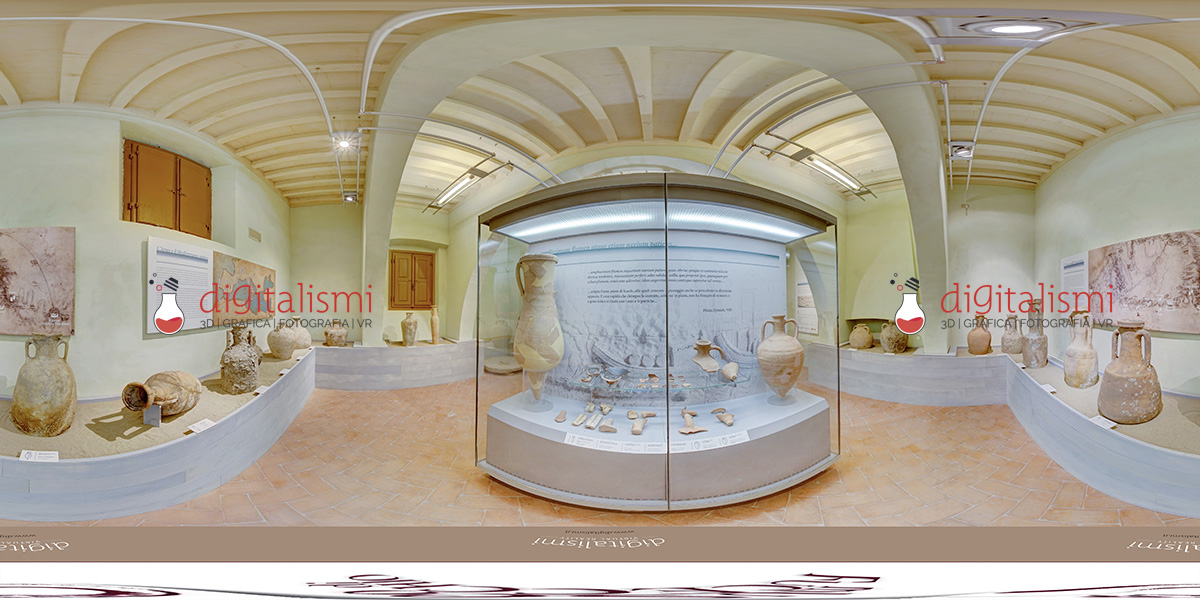 Foto 360° di interni - virtual tour