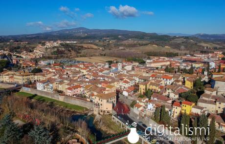 Digitalismi - fotografia drone Toscana