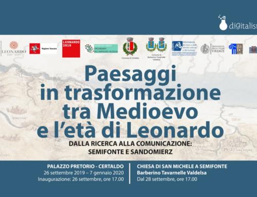 Paesaggi in trasformazione tra il Medioevo e l'età di Leonardo – video mostra