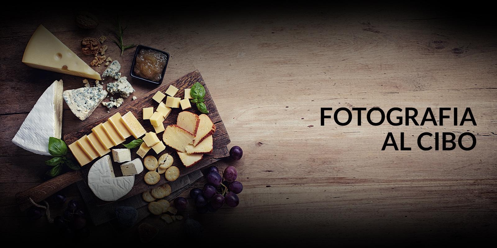 fotografia al cibo