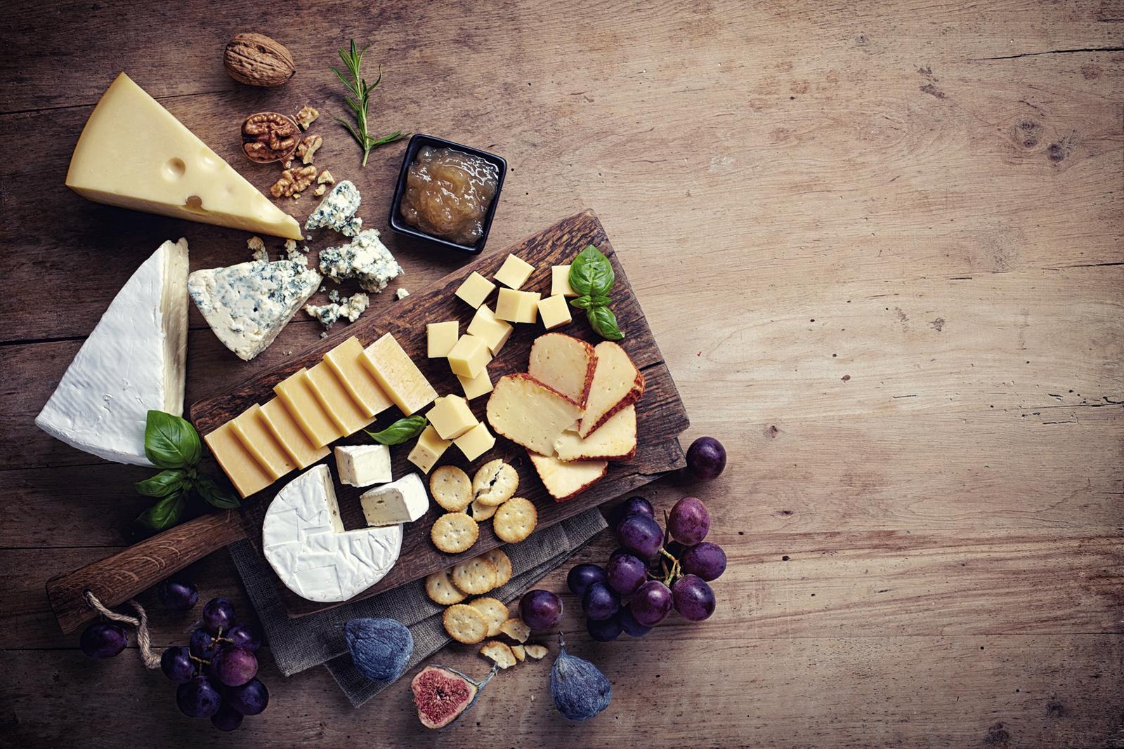 fotografie cibo formaggi prodotti