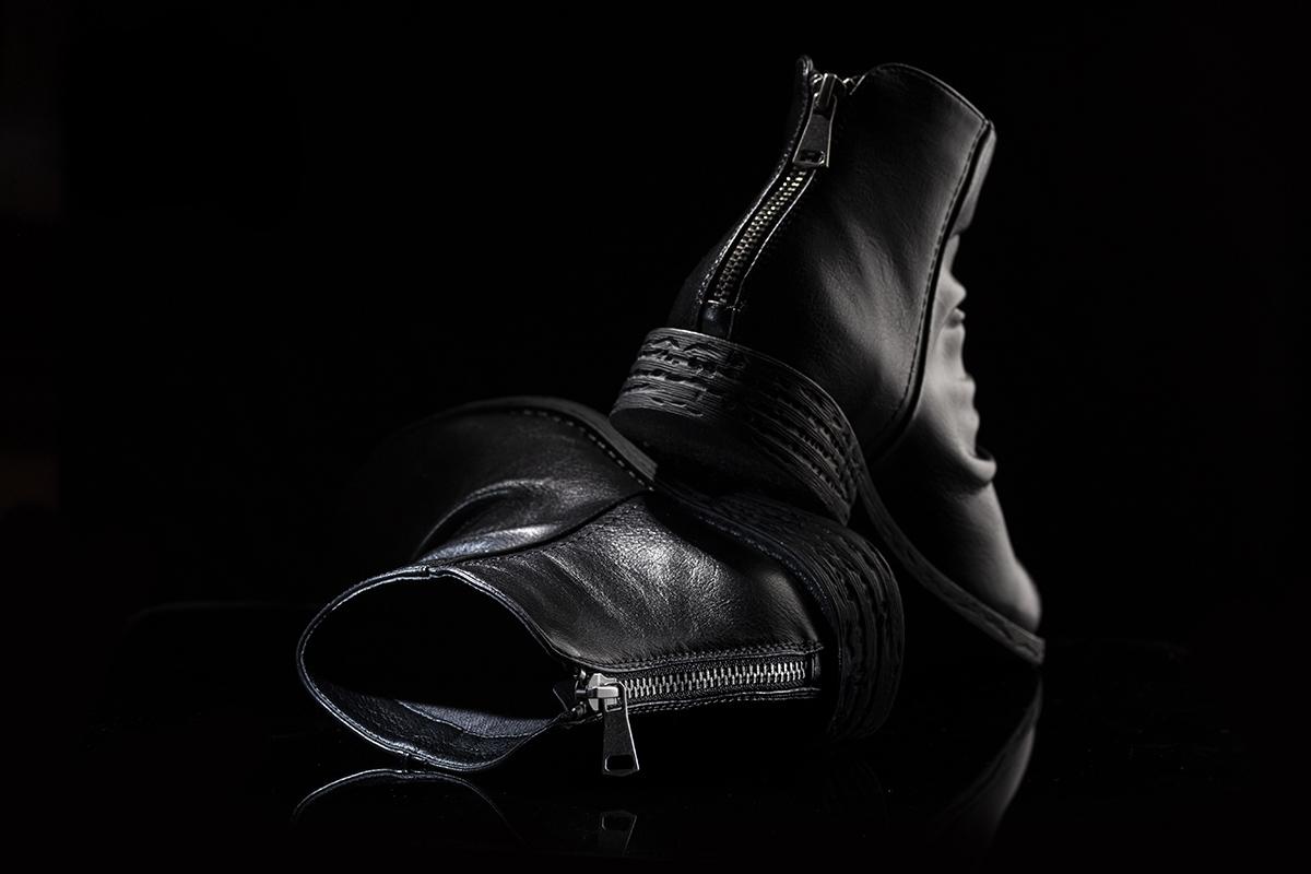 fotografia scarpe donna