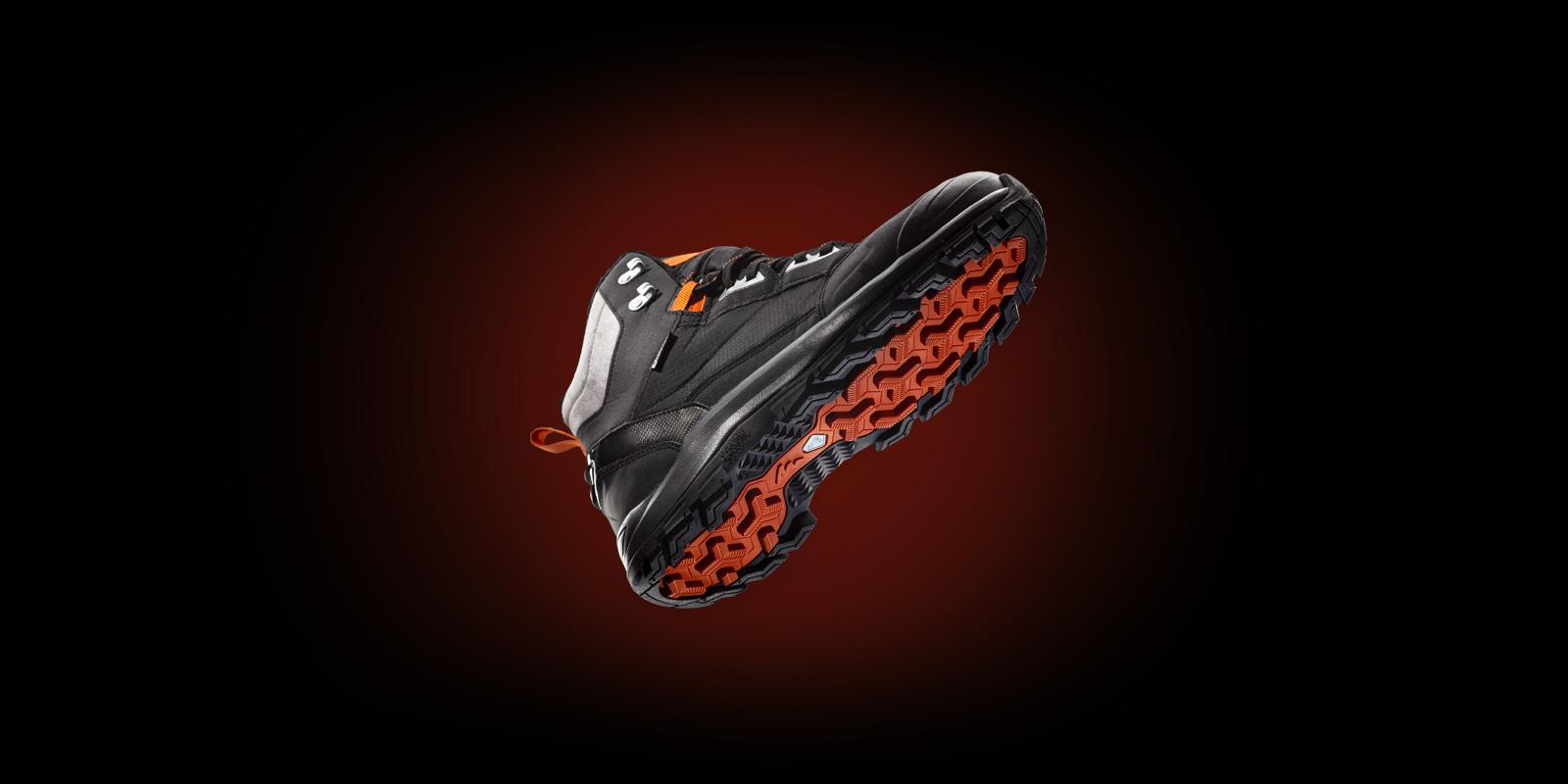 fotografia e commerce scarpe calzatura sportiva