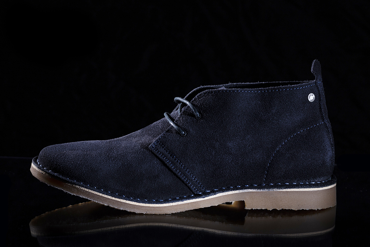fotografia scarpe uomo