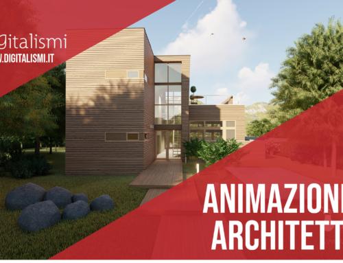 Animazione 3D per l'architettura