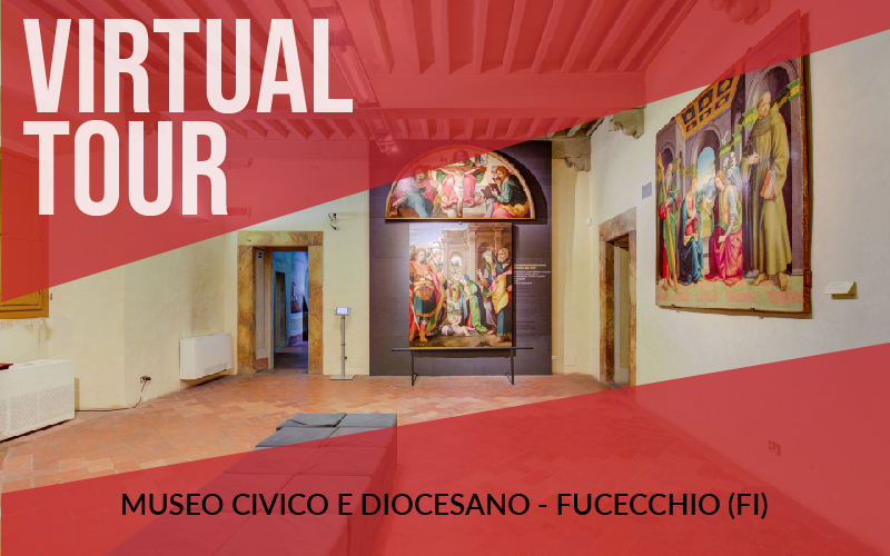 Virtual tour della Museo civico e Diocesano di Fucecchio (FI)