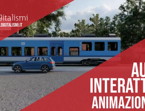 Interazione audio-video nelle animazioni 3D
