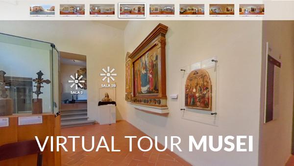 virtual tour musei